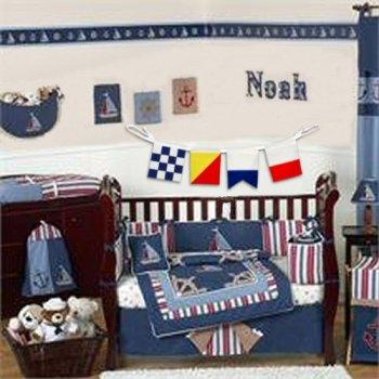 baby room signal flags noah