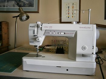 pfaff,grandquilter,sewing machine,