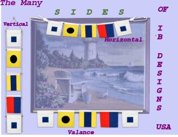 signal flags,ib designs usa,all products